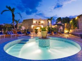 Hotel Belvedere, hotel in Ischia