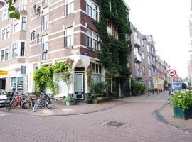 Eelhouse private studio, serviced apartment in Amsterdam