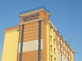 Vercelli Palace Hotel, hotel a Vercelli