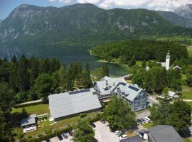 Hotel Jezero, hotel in Bohinj