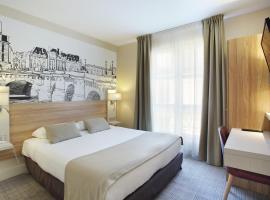 Lautrec Opera, hotel in 2nd arr., Paris