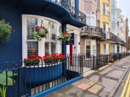 Red Brighton Blue, hotel in Brighton & Hove