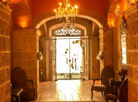 Hotel Monasterio, hotel in Sucre