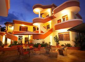 Hotel Del Sol Galapagos, hotel in Puerto Ayora