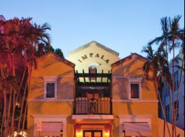 SoBeNY Impala Hotel, hotel in Miami Beach