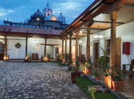 Las Cúpulas - Hotel Lunavela, Hotel in Quetzaltenango