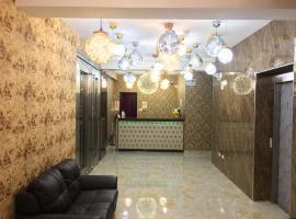 Lima Central Design Hotel Spa & Club, hotel en Lima