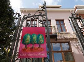 Guest House Les 3 Tilleuls, séjour chez l'habitant à Bruxelles