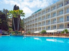 HSM Hotel S'Olivera, отель в Пагуэре