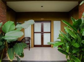The Janan Villa, hotel in Sanur