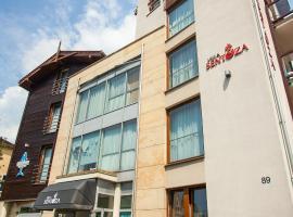 Sentoza Sopot, hotel in Sopot