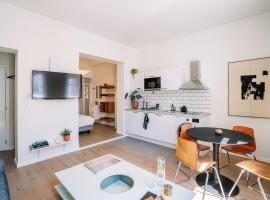 Smartflats City - Louise, self catering accommodation in Brussels