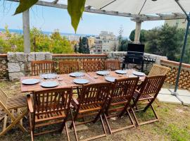 Siana - Villa authentique Nice Jardin - 10P, holiday home in Nice