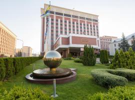 President Hotel, hotel in Minsk