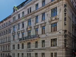 Hotel Post Wien, hotel near Kunst Haus Wien - Museum Hundertwasser, Vienna