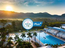 Thanyapura Sports & Health Resort - SHA Plus, hotel in Thalang
