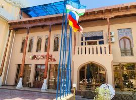 Rangrez Hotel, hotel in Bukhara