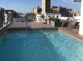 Joya del Casco Boutique Hotel by Shiadu, hotel in Seville