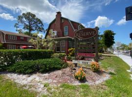 The Reserve Retreat, Hotel in Sarasota