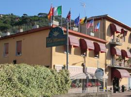 Albergo La Mimosa, hotell i Lerici