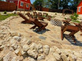 Cottages Shambhala, hotel near Temple Agua, Dakhovskaya