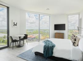 Sonder at Society Las Olas, apartment in Fort Lauderdale
