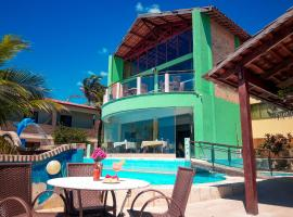 Planet Dunas Residence, hotel in Aquiraz