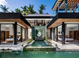 Villa Balinese Monkey, apartment in Ubud