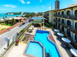 Bello Mare Conforto, hotel with jacuzzis in Natal