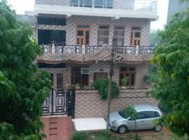 Newly constructed 6 individual rooms available for PG rent, hotel in Jaipur