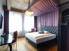loftstyle Hotel Eningen; Sure Hotel Collection by BW, Hotel in Metzingen