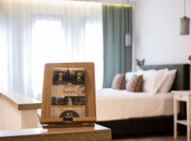 Isidorou Suite Xanthi, apartment in Xanthi