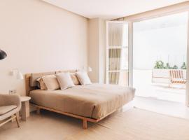Plácido y Grata, hotel en Sevilla