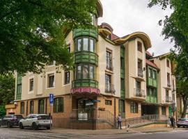 Apartament przy Monciaku w Sopocie – apartament w mieście Sopot
