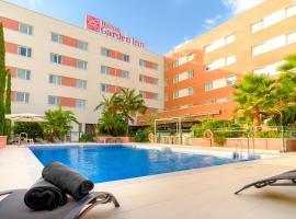 Hilton Garden Inn Málaga, hotel i Málaga