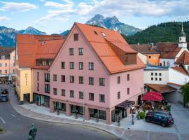 Hotel Sonne, hotel in Füssen