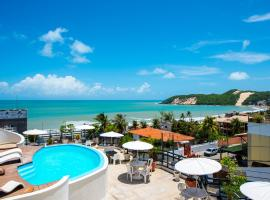 Bello Mare Hotel, hotel with jacuzzis in Natal