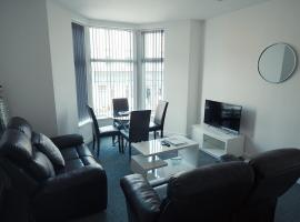 Banks Street Apartments, apartment in Blackpool