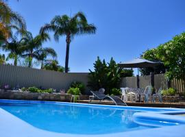 Palms Bed & Breakfast, hotel in Perth