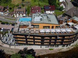 Romantik Hotel Sackmann, hotel in Baiersbronn