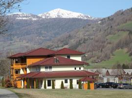 Pension Da Capo, hotel in Sankt Georgen ob Murau