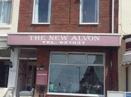 The New Alvon Hotel, hotel near Pleasure Beach Train Station, Blackpool