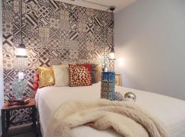 Suites Viveros de Coyoacán, estilo y comfort, serviced apartment in Mexico City