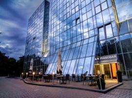 Best Western Plus Plaza Hotel Darmstadt, hotel in Darmstadt
