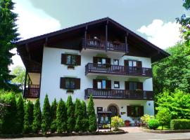 Hotel St. Georg, Hotel in Bad Reichenhall