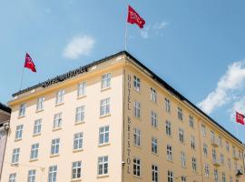 Thon Hotel Bristol, Bergen, hotel in Bergen