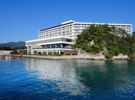 Aki Grand Hotel & Spa, hotel in Miyajima