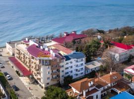 Mayak Health Resort, hotel near Gorgippiya Anapa Archeological Museum, Anapa