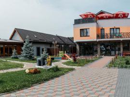 Pensiune Confort Morosanu, hotel din Şinca Veche