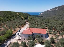 MASHTRA - The Olive House, hotel in Ulcinj